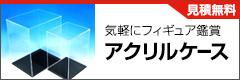 気軽にフィギュア鑑賞アクリルケース