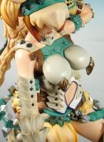 ベリオロス装備 剣士・女(身体アップ)