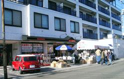 NODA-YA実店舗外観写真