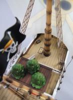 みかんの木~甲板