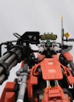 セイバータイガー(カスタム増設ガトリングガン・1)