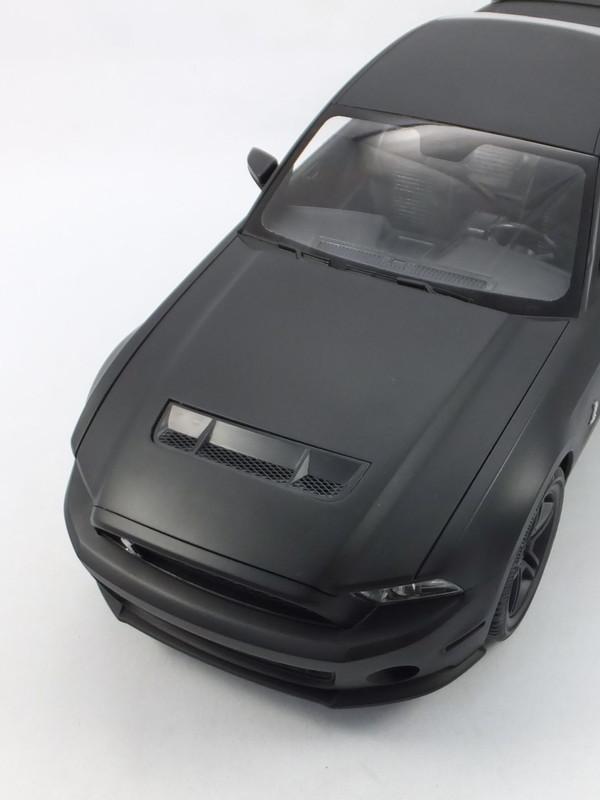 シェルビー GT500